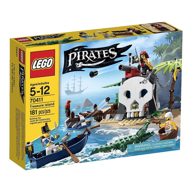 LEGO 70411 Pirates Series Treasure Island