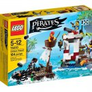 LEGO 70410 Pirates Series Soldiers Outpost