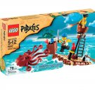 LEGO 6240 Pirates Series Kraken Attackin'
