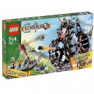 LEGO 7041 Kingdoms Series Troll Battle Wheel