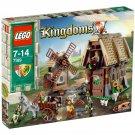 LEGO 7189 Kingdoms Series Mill Village Raid