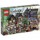LEGO 10193 Castle Series Medieval Market Village