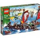 LEGO 7048 Castle Series Troll Warship