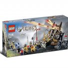 LEGO 7020 Vikings Series Army of Vikings With Heavy Artillery Wagon