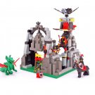 LEGO 6087 System Fright Knights Witch's Magic Manor Retiered and Rare