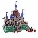 LEGO 6098 Knights' Kingdom King Leo's Castle Retiered and Rare