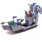 LEGO 8801 Knights' Kingdom Knights' Attack Barge Retiered and Rare
