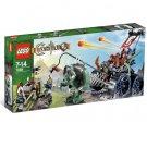 LEGO 7038 Castle Series Troll Assault Wagon