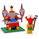 LEGO 6236 System Islanders Series King Kahuka Retiered and Rare