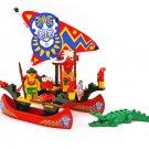 LEGO 6256 System Islanders Series Islander Catamaran Retiered and Rare