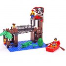 LEGO 6249 System Pirates Series Pirates Ambush Retiered and Rare