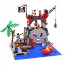 LEGO 6279 System Pirates Series Skull Island Retiered and Rare
