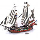 LEGO 6286 System Pirates Series Skull's Eye Schooner Retiered and Rare