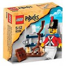 LEGO 8396 Pirates Series Soldier's Arsenal Retiered and Rare
