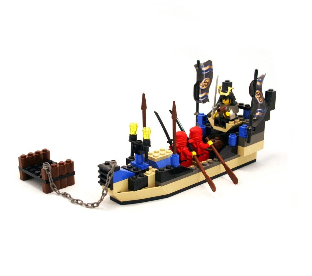 LEGO 3050 System Ninja Series Shanghai Surprise Retiered and Rare