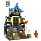 LEGO 3052 System Ninja Series Ninja Fire Fortress Retiered and Rare