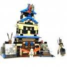 LEGO 3053 System Ninja Series Emperor's Stronghold Retiered and Rare