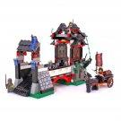 LEGO 6089 System Ninja Series Stone Tower Bridge Retiered and Rare
