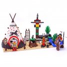 LEGO 6746 System Western Series Chief's Tepee Retiered and Rare