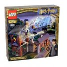 LEGO 4728 Harry Potter Escape from Privet Drive Retiered and Rare