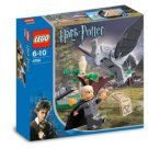 LEGO 4750 Harry Potter Draco's Encounter with Buckbeak Retiered and Rare