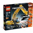 LEGO 8043 Technic Series Motorized Excavator