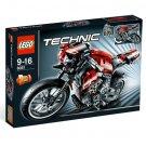 LEGO 8051 Technic Series Motorbike