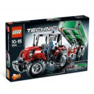 LEGO 8063 Technic Series Tractor with Trailer