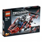 LEGO 8068 Technic Series Rescue Helicopter