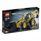 LEGO 8069 Technic Series Backhoe Loader