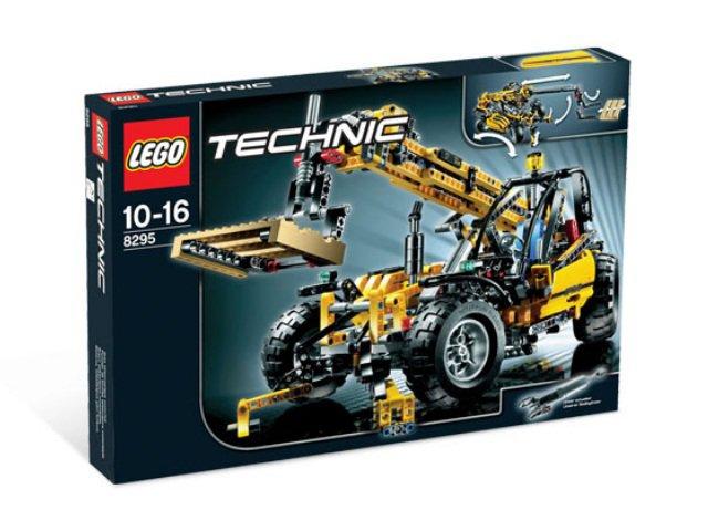 LEGO 8295 Technic Series Telescopic Handler