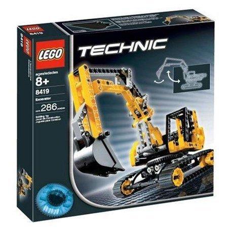 LEGO 8419 Technic Series Excavator