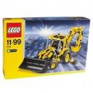 LEGO 8455 Technic Series Back-Hoe