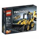 LEGO 42004 Technic Series Mini Backhoe Loader