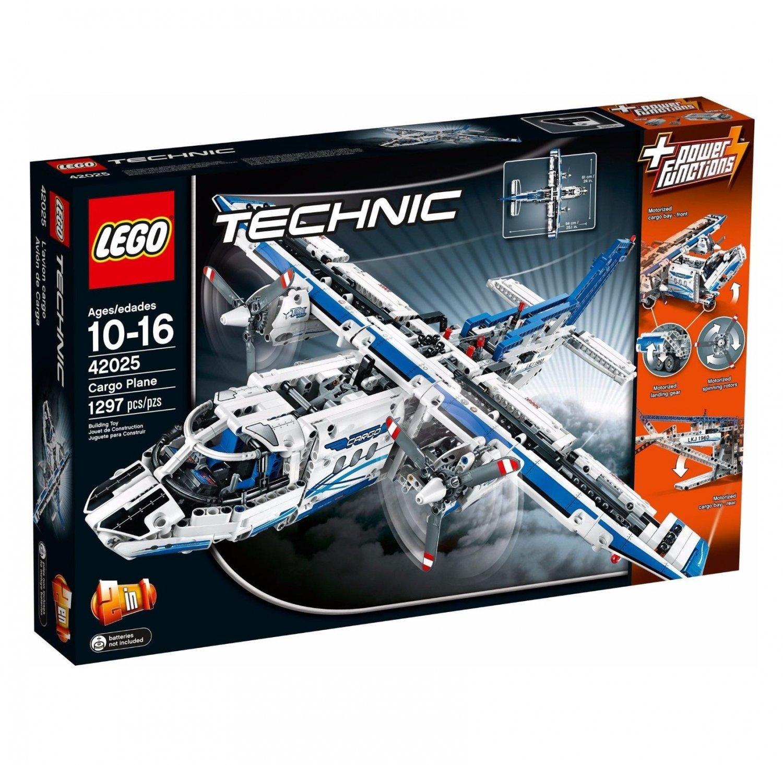 LEGO 42025 Technic Series Cargo Plane