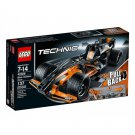 LEGO 42026 Technic Series Black Champion Racer