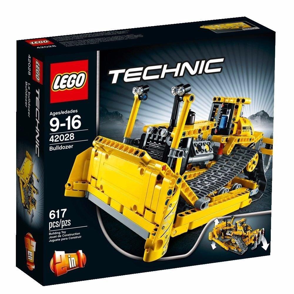 LEGO 42028 Technic Series Bulldozer
