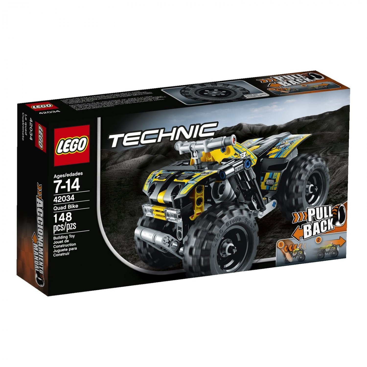 LEGO 42034 Technic Series Quad Bike