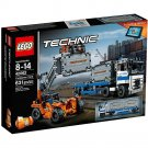 LEGO 42062 Technic Series Container Yard