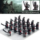 21pcs minifigures Lord of The Rings Uruk Hai Orcs Army Lego compatible Building Blocks