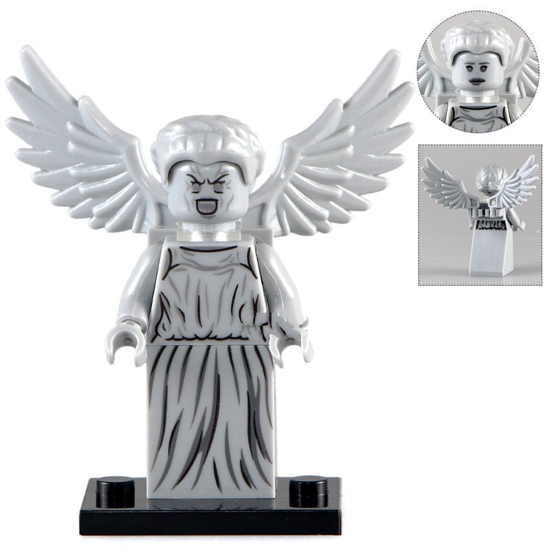 Minifigure Weeping Angel Dr. Who Lego compatible Building Blocks Toys