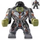 Big Minifigure Bruce Banner Hulk Avengers EndGame Marvel Super Heroes Lego compatible Building Block