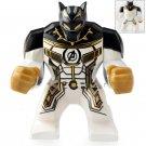 Big Minifigure Black Panther Avengers EndGame Marvel Super Heroes Lego compatible Building Blocks