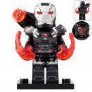 Minifigure War Machine Marvel Super Heroes Lego compatible Building Blocks