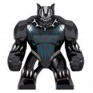 Big Minifigure Black Panther Marvel Super Heroes Lego compatible Building Blocks Toys