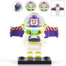 Minifigure Buzz Lightyear Toy Story Movie Lego compatible Building Blocks Toys