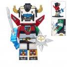Minifigure Voltron Legendary Defender Lego compatible Building Blocks Toys