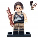Minifigure Lara Croft Tomb Raider Lego compatible Building Blocks Toys