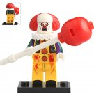 Minifigure Clown Pennywise Lego compatible Building Blocks Toys