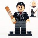 Minifigure Negan from Walking Dead Lego compatible Building Blocks Toys